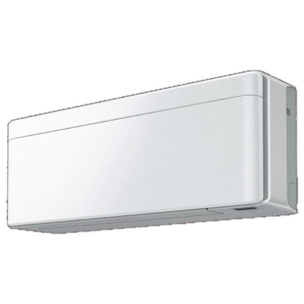 【標準設置工事費込み】ダイキン 8畳向け 冷暖房インバーターエアコン risora ファブリックホワイト S25VTSXS-F [S25VTSXSFS]【RNH】