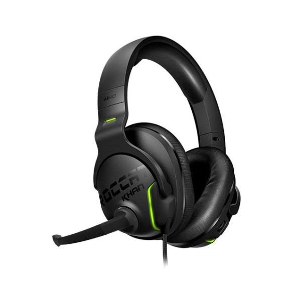 ROCCAT ゲーミングヘッドセット Khan AIMO ROC-14-800-AS [ROC14800AS]