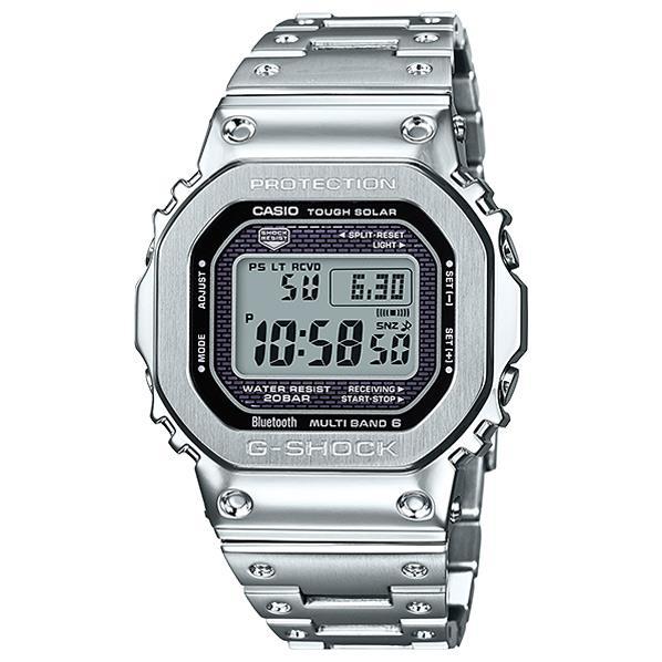 カシオ ソーラー電波腕時計 G-SHOCK GMW-B5000D-1JF [GMWB5000D1JF]