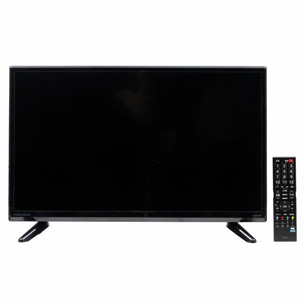 ドウシシャ 24V型フルハイビジョン液晶テレビ DOLシリーズ ブラック DOL24S100 [DOL24S100]【KK9N0D18P】【RNH】【OCTH】【WEPT】