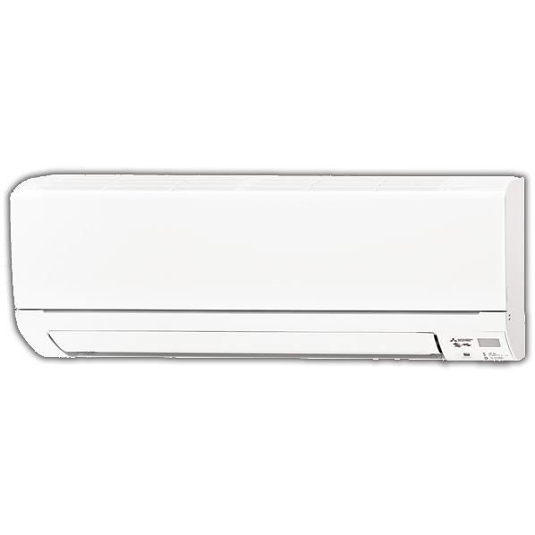 【標準設置工事費込み】三菱 14畳向け 冷暖房インバーターエアコン オリジナル 霧ヶ峰 ピュアホワイト MSZ-E4018S-Wセット [MSZE4018SWS]【RNH】