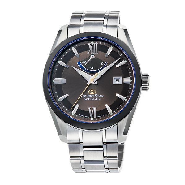 オリエント 腕時計 ORIENTSTAR STANDARD ブラック RK-AF0001B [RKAF0001B]