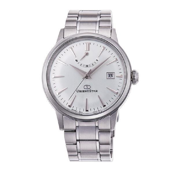 オリエント 腕時計 ORIENTSTAR CLASSIC シルバー RK-AF0005S [RKAF0005S]