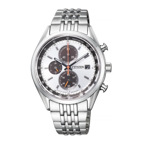 シチズン エコ・ドライブ時計 シチズンコレクション メンズ ステンレス ホワイト CA0450-57A [CA045057A]