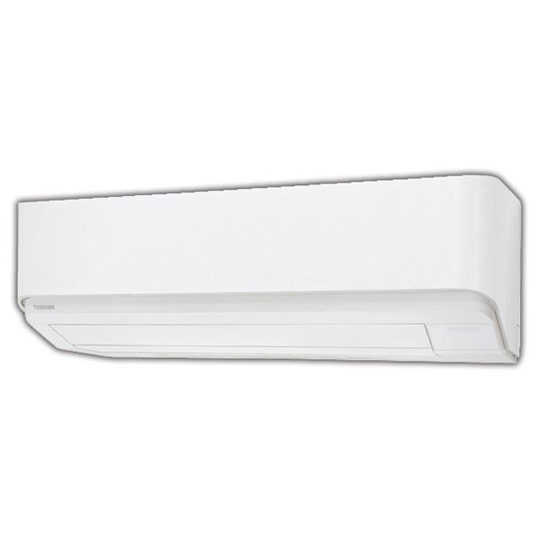 【標準設置工事費込み】東芝 10畳向け 冷暖房インバーターエアコン KuaL 大清快 グランホワイト RASE285E6PWS [RASE285E6PWS]【RNH】【WENP】