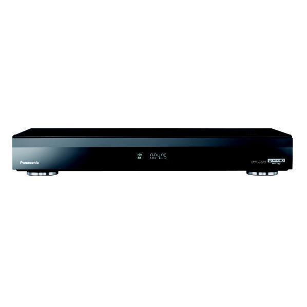パナソニック 4TB HDD内蔵ブルーレイレコーダー DIGA ブラック DMR-UX4050 [DMRUX4050]【RNH】