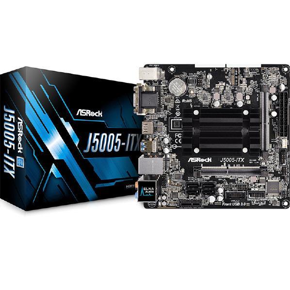 【送料無料】ASROCK マザーボード J5005-ITX [J5005ITX]