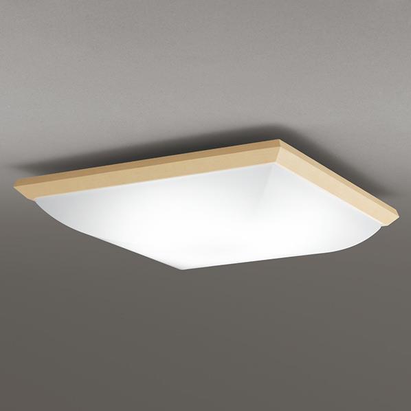オーデリック LEDシーリングライト 白木(乳白) SH8239LDR [SH8239LDR]