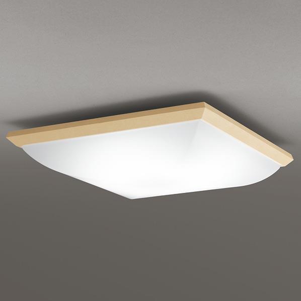 【送料無料】オーデリック LEDシーリングライト 白木(乳白) SH8240LDR [SH8240LDR]