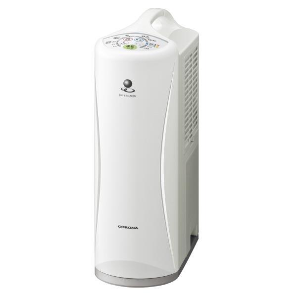 コロナ 衣類乾燥除湿機 ホワイト CD-S6318(W) [CDS6318W]【RNH】
