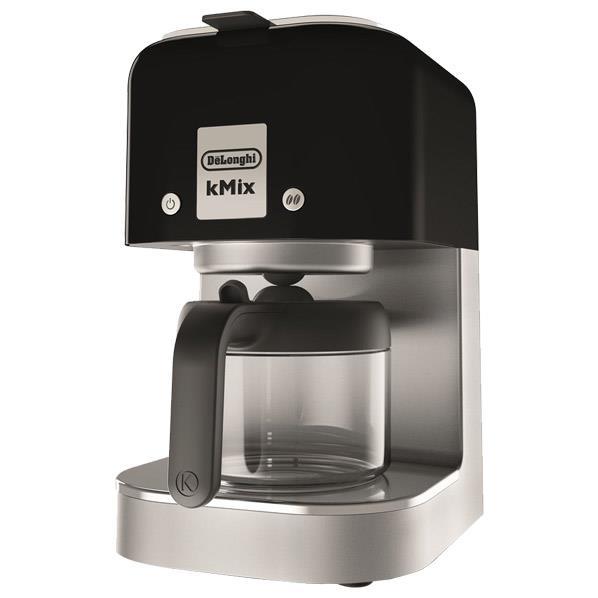 デロンギ ドリップコーヒーメーカー ケーミックス リッチブラック COX750J-BK [COX750JBK]【RNH】