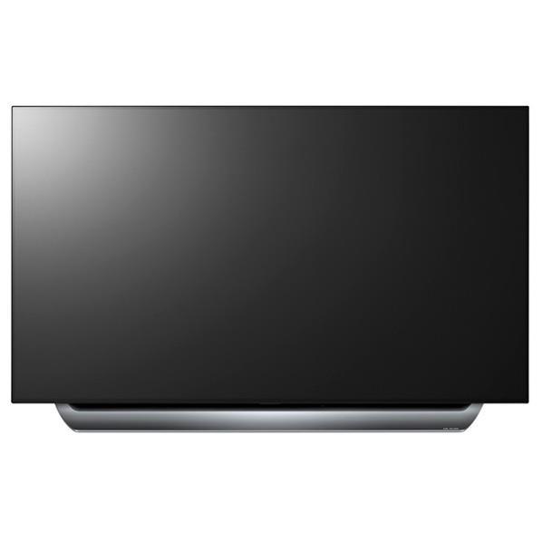 【送料無料】LGエレクトロニクス 55V型4K対応有機ELテレビ C8シリーズ OLED55C8PJA [OLED55C8PJA]【KK9N0D18P】【RNH】