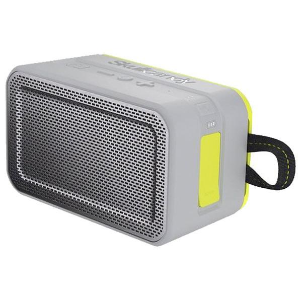 【送料無料】Skullcandy ワイヤレススピーカー BARRICADE XL Gray/Hot Lime S7PDW-J583-I [S7PDWJ583I]