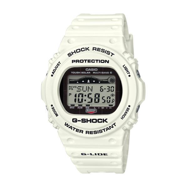 カシオ ソーラー電波腕時計 G-SHOCK G-LIDE GWX-5700CS-7JF [GWX5700CS7JF]