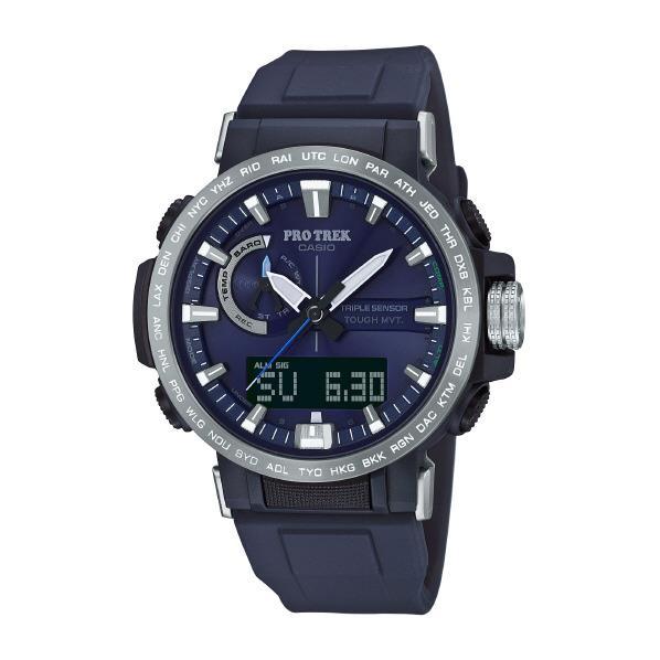 カシオ ソーラー電波腕時計 プロトレック PRW-60-2AJF [PRW602AJF]