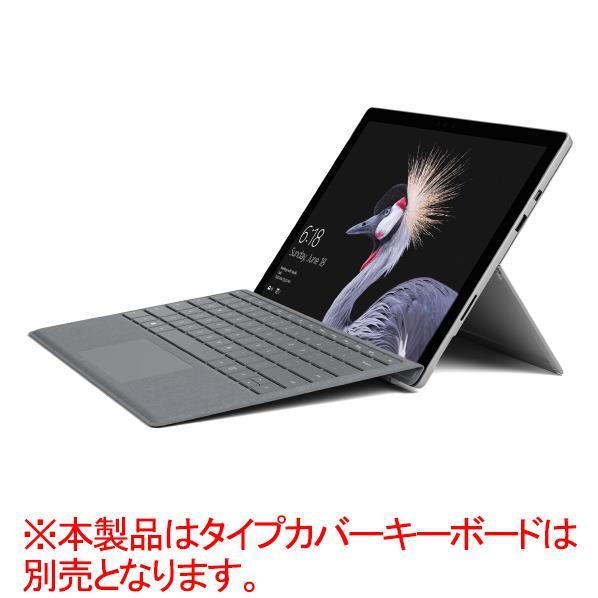 【送料無料】マイクロソフト Surface Pro(i5/8GB/128GB) シルバー KJR-00014 [KJR00014]【RNH】