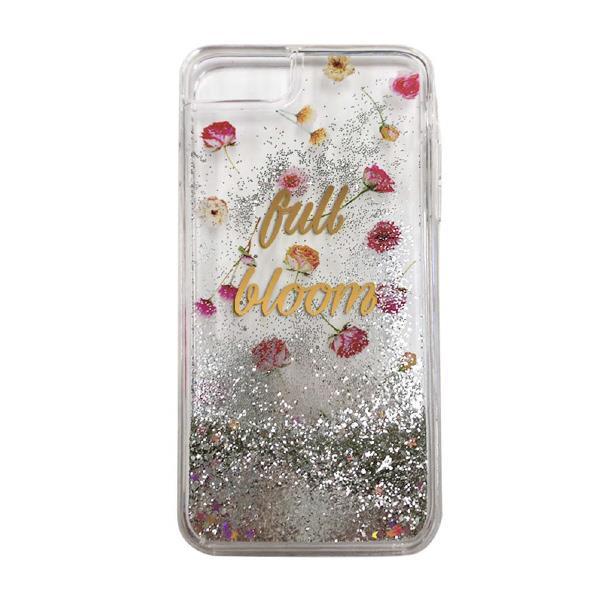 サムライワークス iPhone 8/7/6s/6用リキッドラメケース full bloom SW-LI7-007 [SWLI7007]:エディオン 店