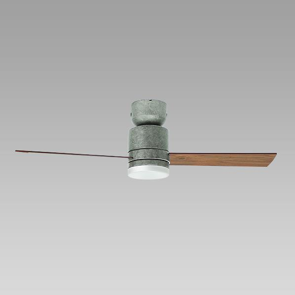 阪和 LEDシーリングファン Modern Collection グレー JE-CF005M-GY [JECF005MGY]
