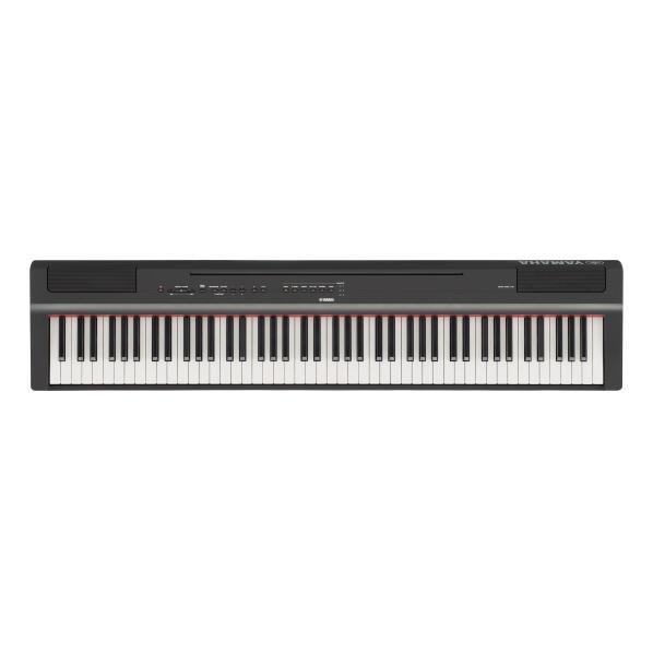 ヤマハ 電子ピアノ Pシリーズ ブラック P-125B [P125B]