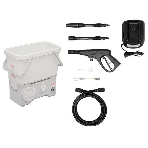 【送料無料】アイリスオーヤマ タンク式高圧洗浄機 充電タイプ SDT-L01N [SDTL01N]【RNH】