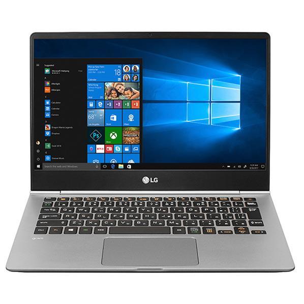 LGエレクトロニクス ノートパソコン gram ダークシルバー 13Z980-GA56J [13Z980GA56J]【RNH】