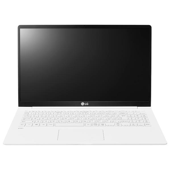 【送料無料】LGエレクトロニクス ノートパソコン gram ホワイト 15Z980-GA77J [15Z980GA77J]【RNH】