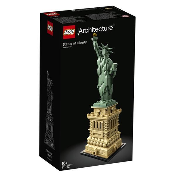 レゴジャパン LEGO アーキテクチャー 21042 自由の女神 21042ジユウノメガミ [21042ジユウノメガミ]