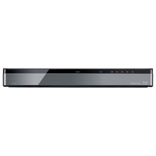 東芝 4TB HDD内蔵ブルーレイレコーダー レグザタイムシフトマシン DBRM4008 [DBRM4008]【RNH】【JNSP】