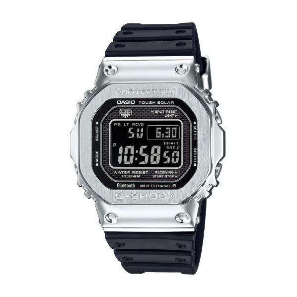 カシオ ソーラー電波腕時計 G-SHOCK 文字板ブラック・反転液晶 GMW-B5000-1JF [GMWB50001JF]