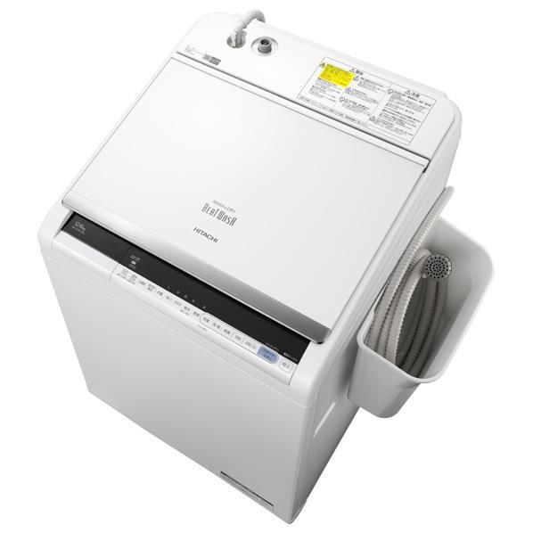 日立 12.0kg洗濯乾燥機 オリジナル ビートウォッシュ ホワイト BWDV120CE6W [BWDV120CE6W]【RNH】