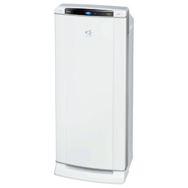ダイキン 業務用空気清浄機 パワフル光クリエール ホワイト ACEF12L-W [ACEF12LW]