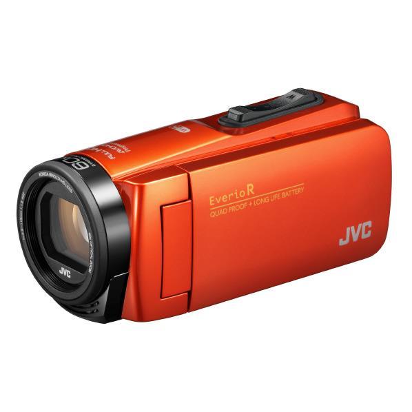 ビクター ビクター 64GB内蔵メモリー フルハイビジョンビデオカメラ ブラッドオレンジ GZ-RX680-D [GZRX680D]【RNH】, 蘇陽町:f0995a49 --- sunward.msk.ru