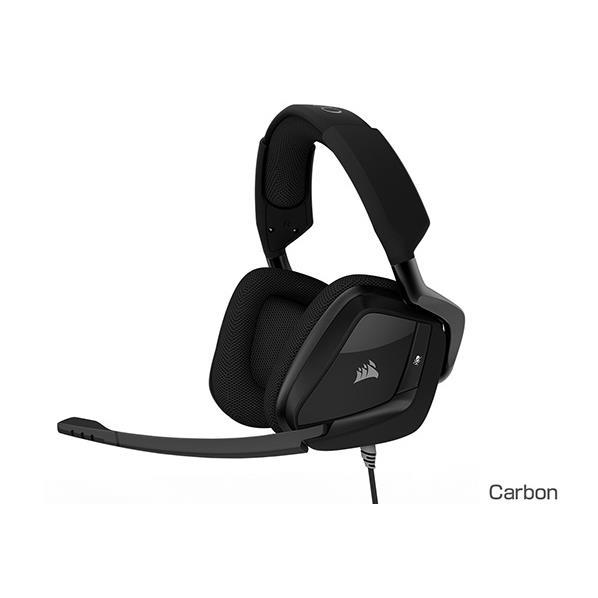 コルセア ゲーミングヘッドセット VOID PRO Surround カーボン CA-9011156-AP [CA9011156AP]