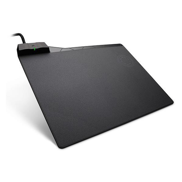 コルセア Qi対応マウスパッド MM1000 Qi Wireless Charging Mouse Pad ブラック CH-9440022-AP [CH9440022AP]