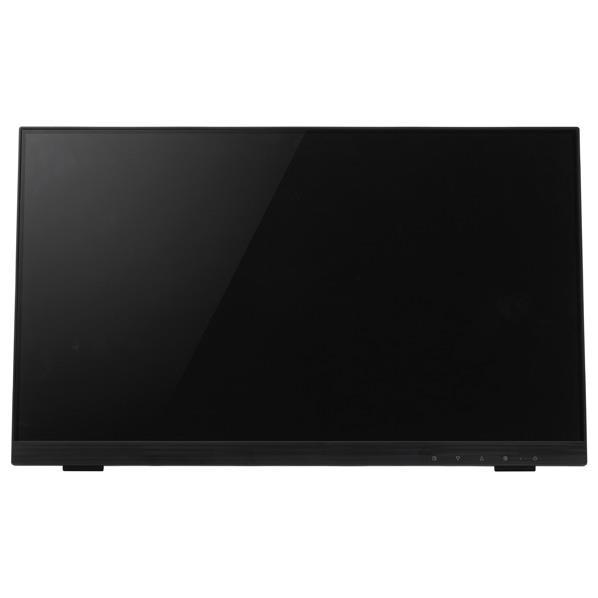 グリーンハウス 21.5型タッチパネルLED液晶ディスプレイ ブラック GH-LCT22C-BK [GHLCT22CBK]【RNH】