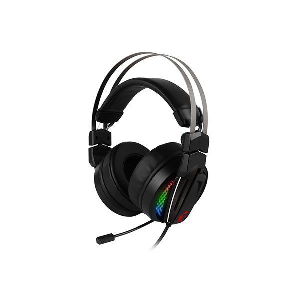 MSI ゲーミングヘッドセット Immerse GH70 ブラック IMMERSEGH70 [IMMERSEGH70]