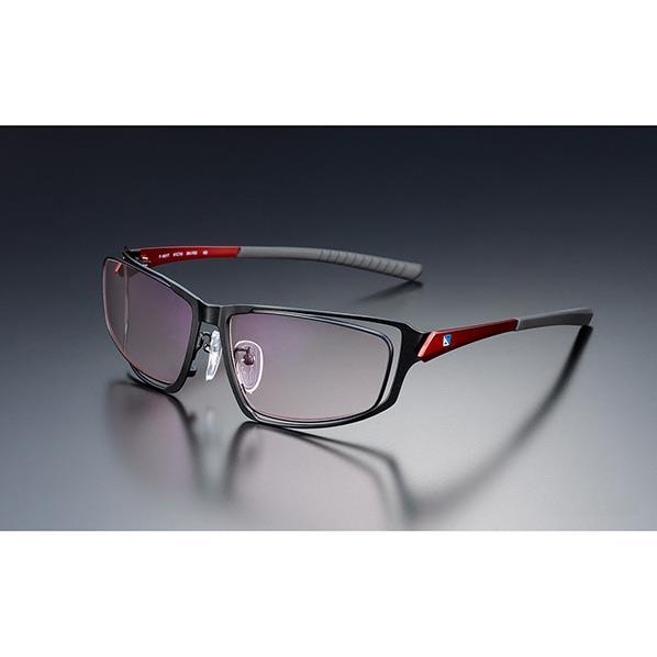 ニデック G-SQUARE アイウェア フルリム[MOBA] Professional Model Black-Red C2FGEA6RENP5005 [C2FGEA6RENP5005PRフルRDWR]