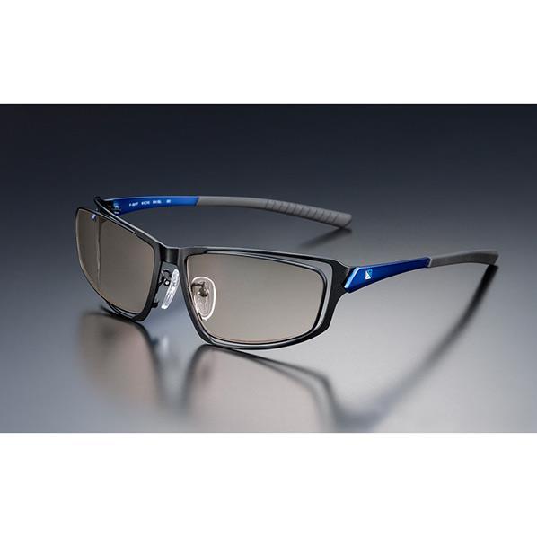 ニデック G-SQUARE アイウェア フルリム[格闘] Professional Model Black-DetonatioN Blue C2FGEB6DBNP5593 [C2FGEB6DBNP5593PRフルBLBR]