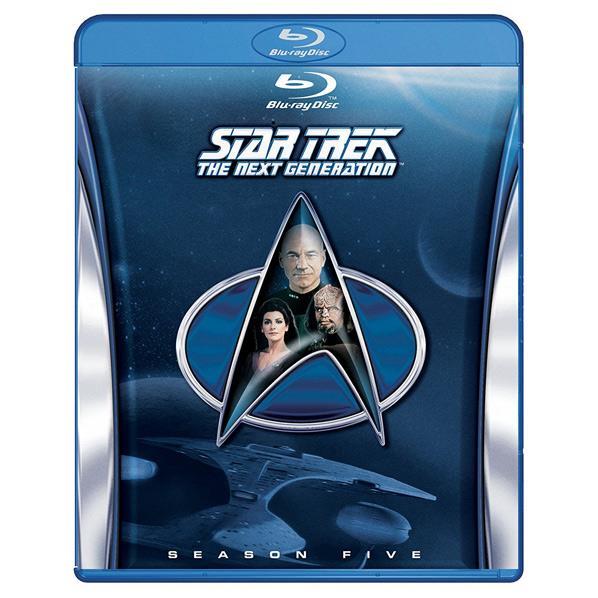NBCユニバーサル 新スター・トレック シーズン5 ブルーレイBOX 【Blu-ray】 PPWB-135585 [PPWB135585]【WS1819】