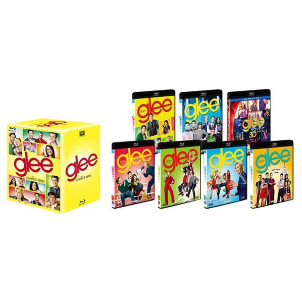 20世紀フォックス glee/グリー コンプリートブルーレイBOX 【Blu-ray】 FXXSA-67705 [FXXSA67705]【WS1819】