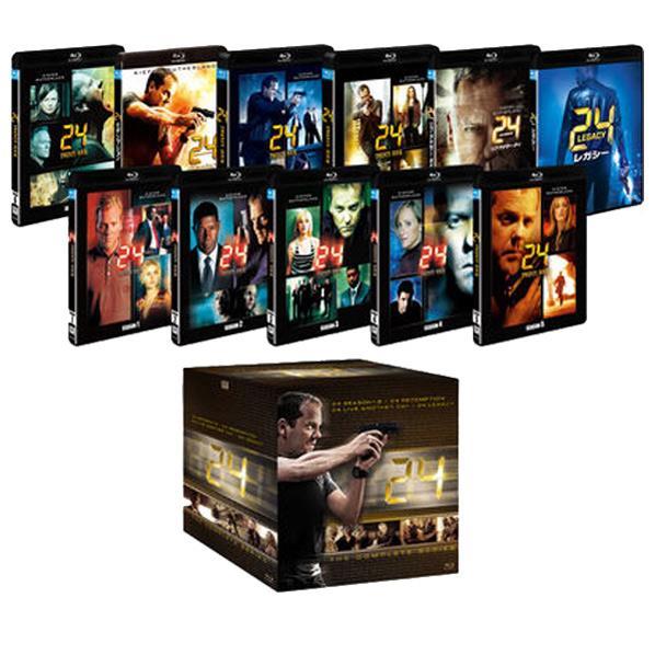 20世紀フォックス 24 -TWENTY FOUR- コンプリート ブルーレイBOX 【Blu-ray】 FXXSA-85705 [FXXSA85705]【WS1819】