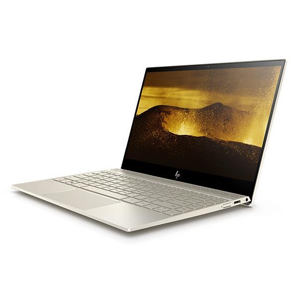 【送料無料】ヒューレット・パッカード(HP) ノートパソコン ENVY 13-ah0011TU-OHB シルクゴールド 4JA37PA-AAAB [4JA37PAAAAB]【RNH】