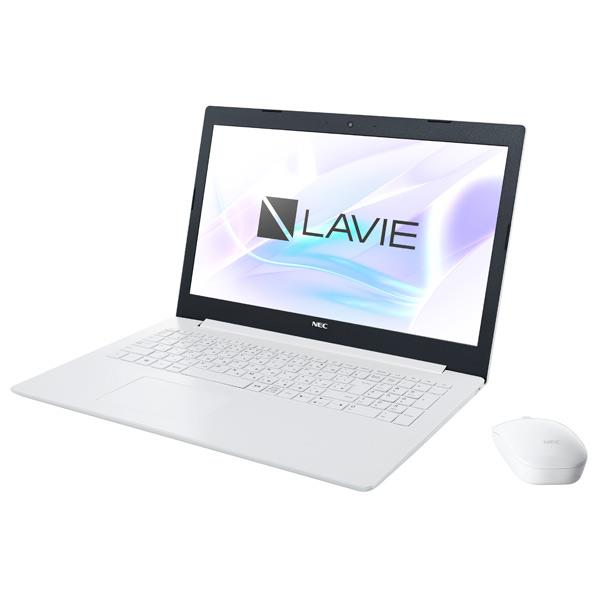 NEC ノートパソコン KuaL LaVie Note Standard カームホワイト PC-NS700KAW-E3 [PCNS700KAWE3]【RNH】【MMARP】