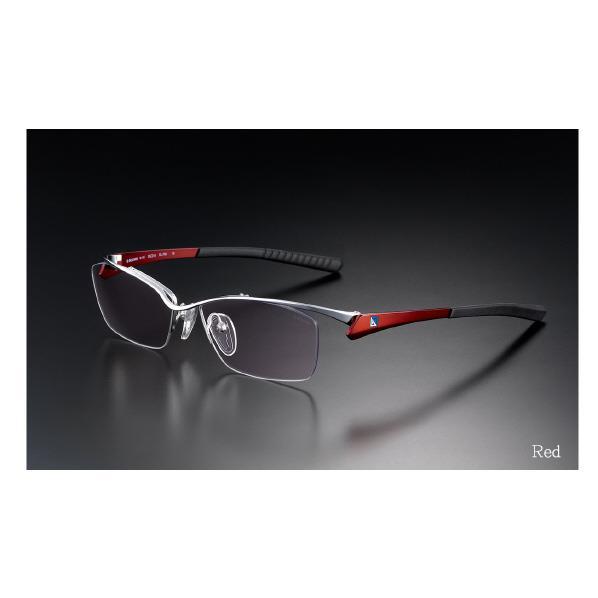 ニデック G-SQUARE アイウェア ナイロール[MOBA] Professional Model Red C2FGENWRENP7085 [C2FGENWRENP7085PRナイRDWR]