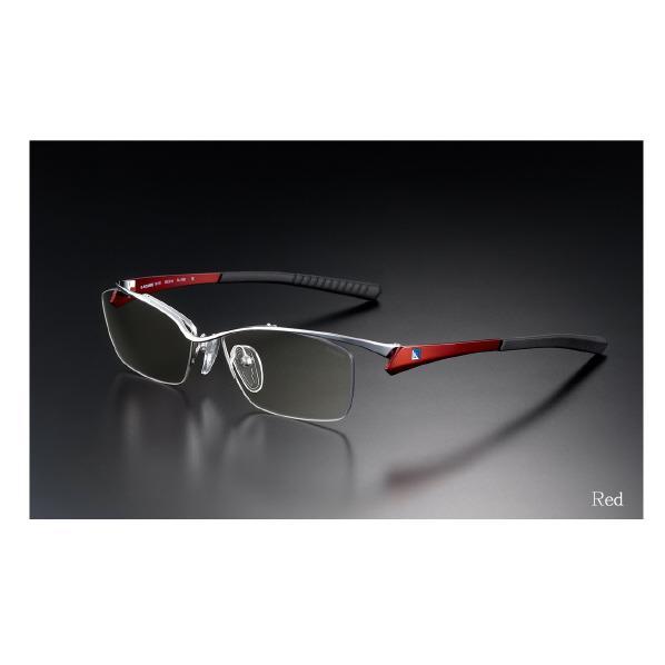 ニデック G-SQUARE アイウェア ナイロール[格闘] Professional Model Red C2FGENBRENP7160 [C2FGENBRENP7160PRナイRDBR]