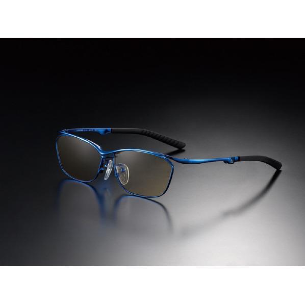 ニデック G-SQUARE アイウェア フルリム[格闘] Casual Model Blue C2FGEF4BUNP9249 [C2FGEF4BUNP9249CAフルBLBR]