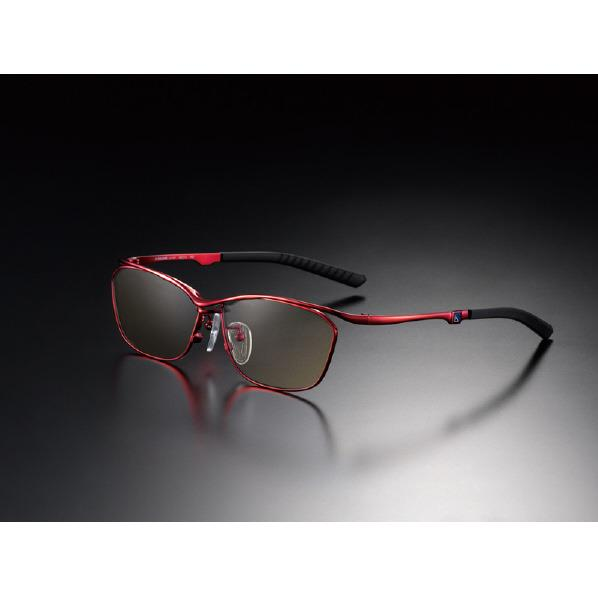 ニデック G-SQUARE アイウェア フルリム[格闘] Casual Model Red C2FGEF4RENP9270 [C2FGEF4RENP9270CAフルRDBR]