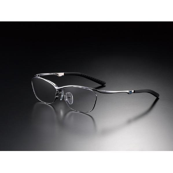 ニデック G-SQUARE アイウェア フルリム[FPS] Casual Model Silver C2FGEF4SVNP9317 [C2FGEF4SVNP9317CAフルSLGY]