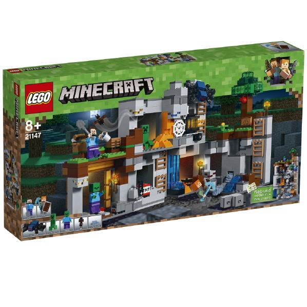 レゴジャパン LEGO LEGO マインクラフト レゴジャパン 21147 21147 ベッドロックの冒険 21147ベツトロツクノボウケン [21147ベツトロツクノボウケン], 猿島町:9352320e --- sunward.msk.ru