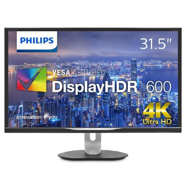 フィリップス 4K対応31.5型液晶ディスプレイ 328P6VUBREB/11 [328P6VUBREB11]
